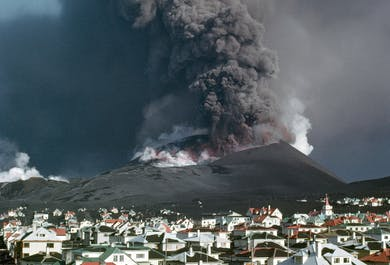 Volcano Show & Geological Exhibition
