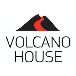 Volcano House logo