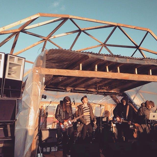 Saga Fest冰岛音乐节