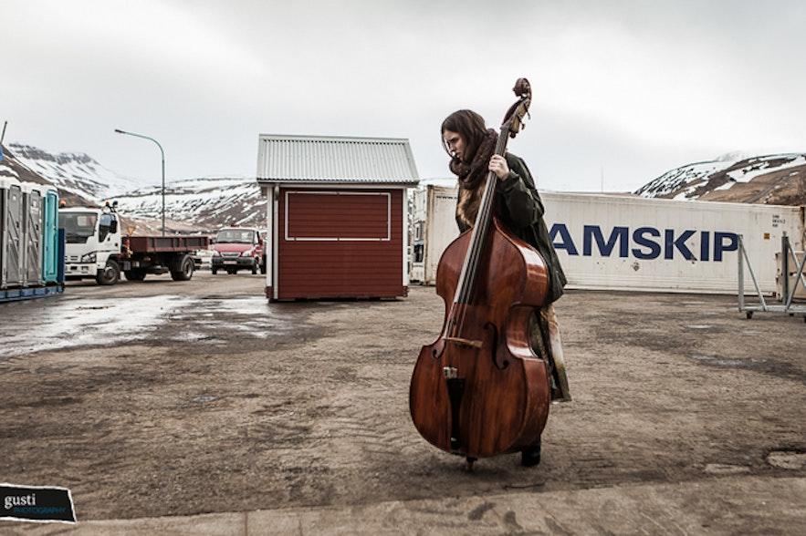 Aldrei fór ég suður冰岛音乐节
