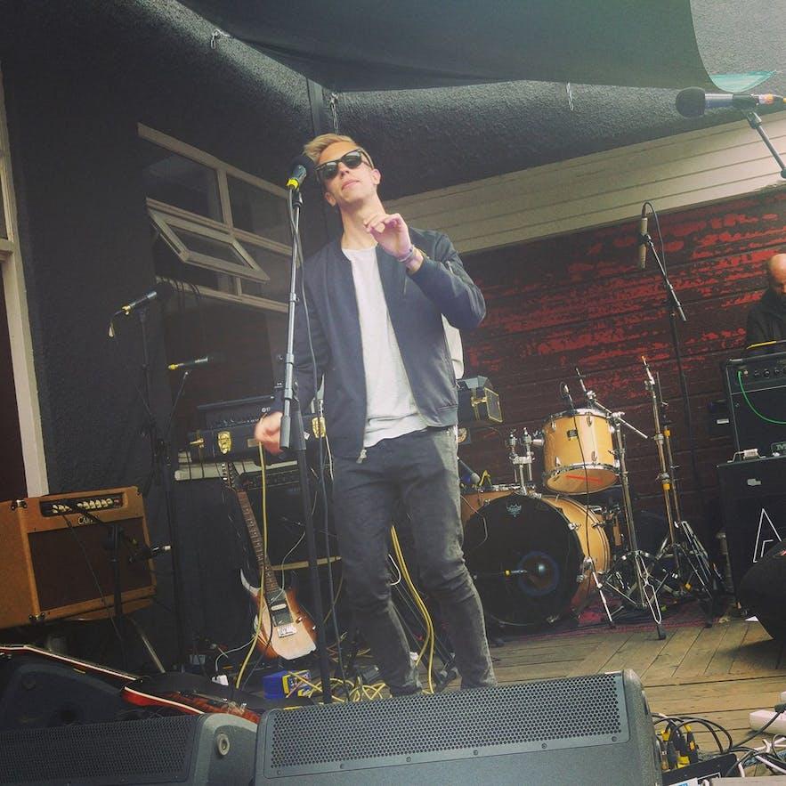KEXport冰岛音乐节