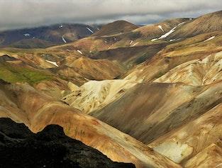 Laugavegur Trekking and Fimmvörðuháls (Tents)