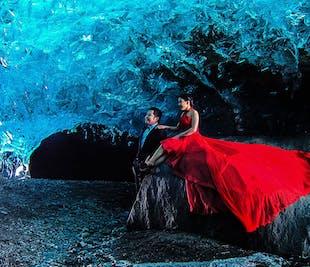 Grotte de Cristal | Ice cave depuis Jökulsárlón