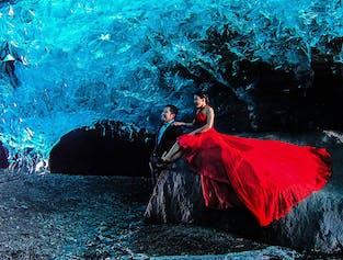 Ice Cave Adventure | Blue Ice Caving from Jokulsarlon