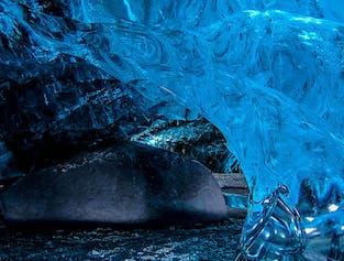 Private Ice cave tour