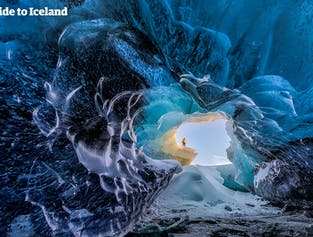 바트나요쿨 (Vatnajökull) 얼음 동굴 투어 아이슬란드 요쿨살론에서 출발