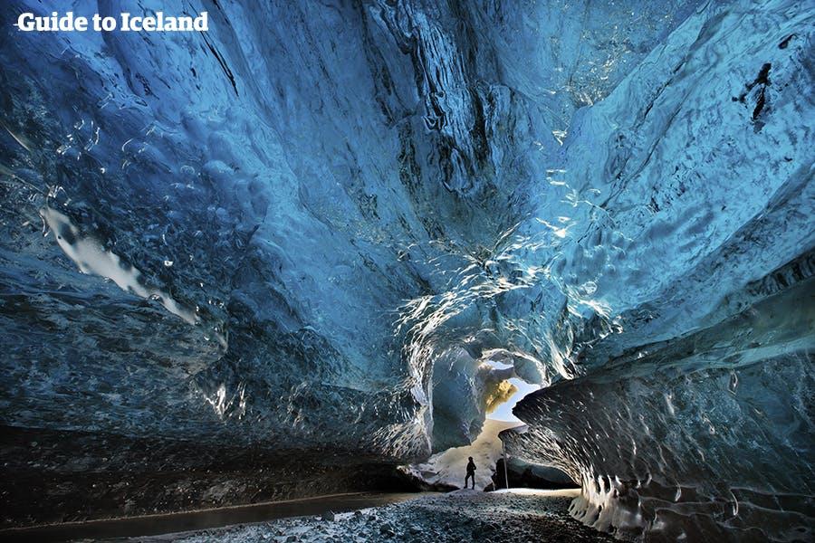 Ice Cave Tour by Vatnajokull Glacier | Departure from Jökulsárlón