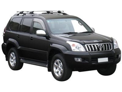Toyota (EXTRA DRIVER INCLUDED) Land Cruiser 2009