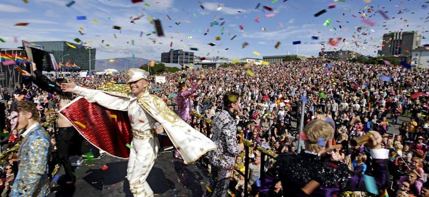 Reykjavík Pride in 2016