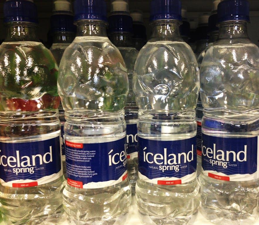In Island kann man bedenkenlos Leitungswasser trinken