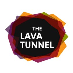 The Lava Tunnel logo