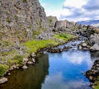 You'll see Þingvellir National Park on a super jeep tour of the Golden Circle.