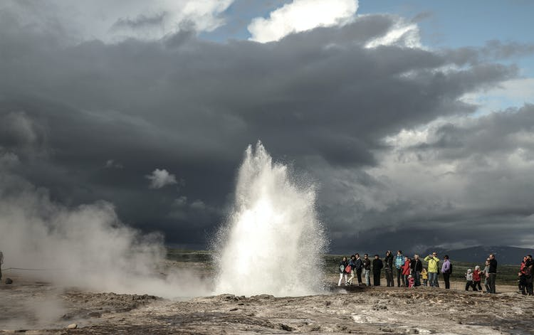 Travel the Golden Circle route on a 3-day private tour of Iceland's Highlights.