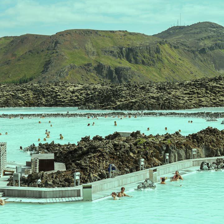 冰岛私人3日经典游|包车游览黄金圈、蓝湖、南岸