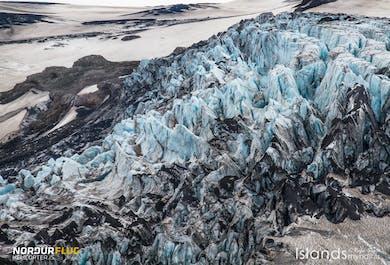 Helicopter Tour   The South Coast, Jokulsarlon Glacier Lagoon & The Highlands