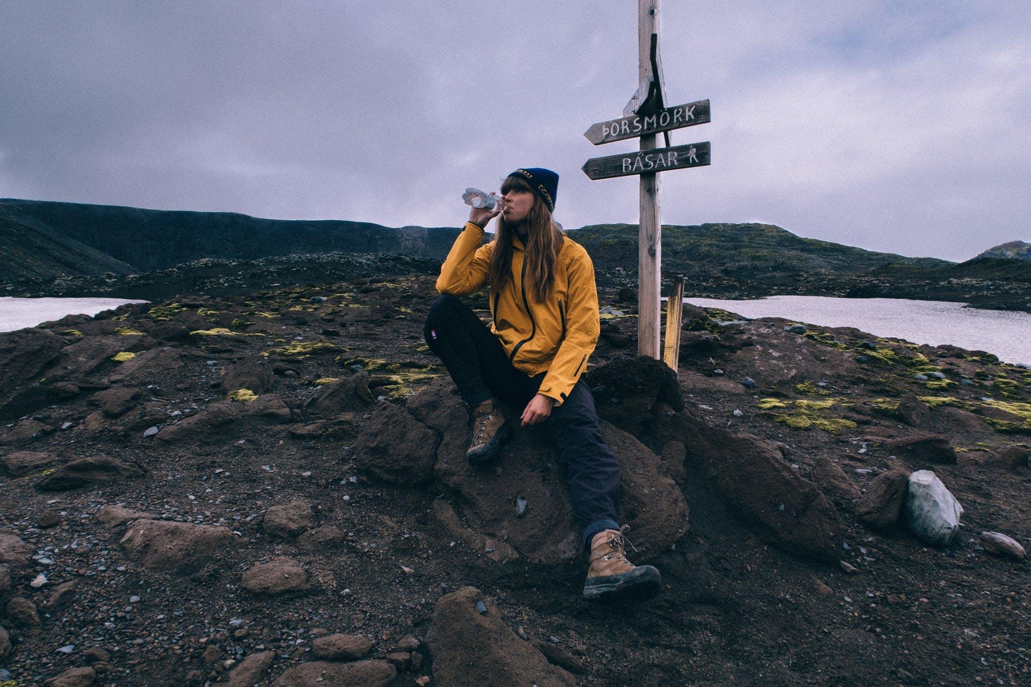 冰岛66 North户外打扮