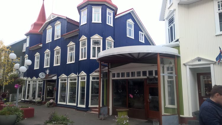 Akureyri is a charming town by the fjord of Eyjafjörður, called the Capital of the North.