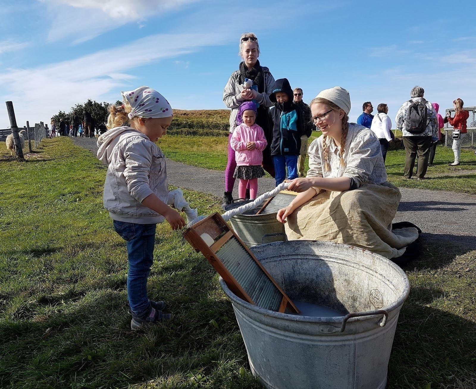 Wycieczka rodzinna do Reykjaviku | Z dziećmi na Islandię