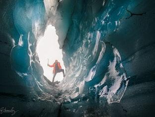 South Coast & Solheimajokull glacier expedition | Medium difficulty