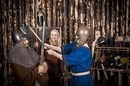 Saga Museum in Reykjavik, Iceland