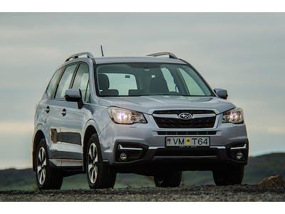 Subaru Forester 4x4 Automatic 2016 - 2017