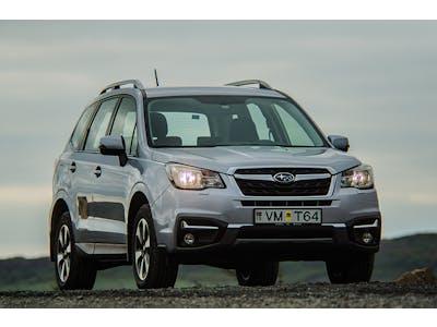 Subaru Forester 4x4 Automatic 2016 - 2018