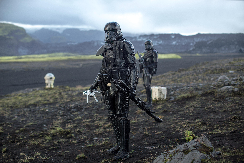 电影侠盗一号:星球大战外传在冰岛取景