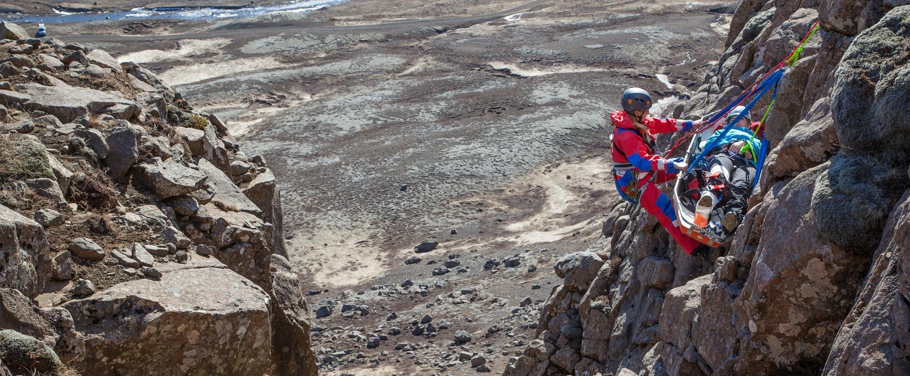冰岛搜救队