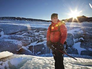 Glacier Walk & Secret Lagoon   Combo Day Tour from Reykjavik