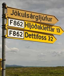 Finding Your Way in Iceland: Your Rental Car, Road Information and Driving Help