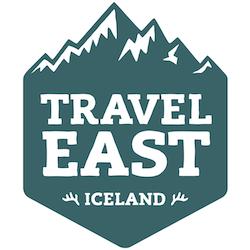 Travel East Iceland logo