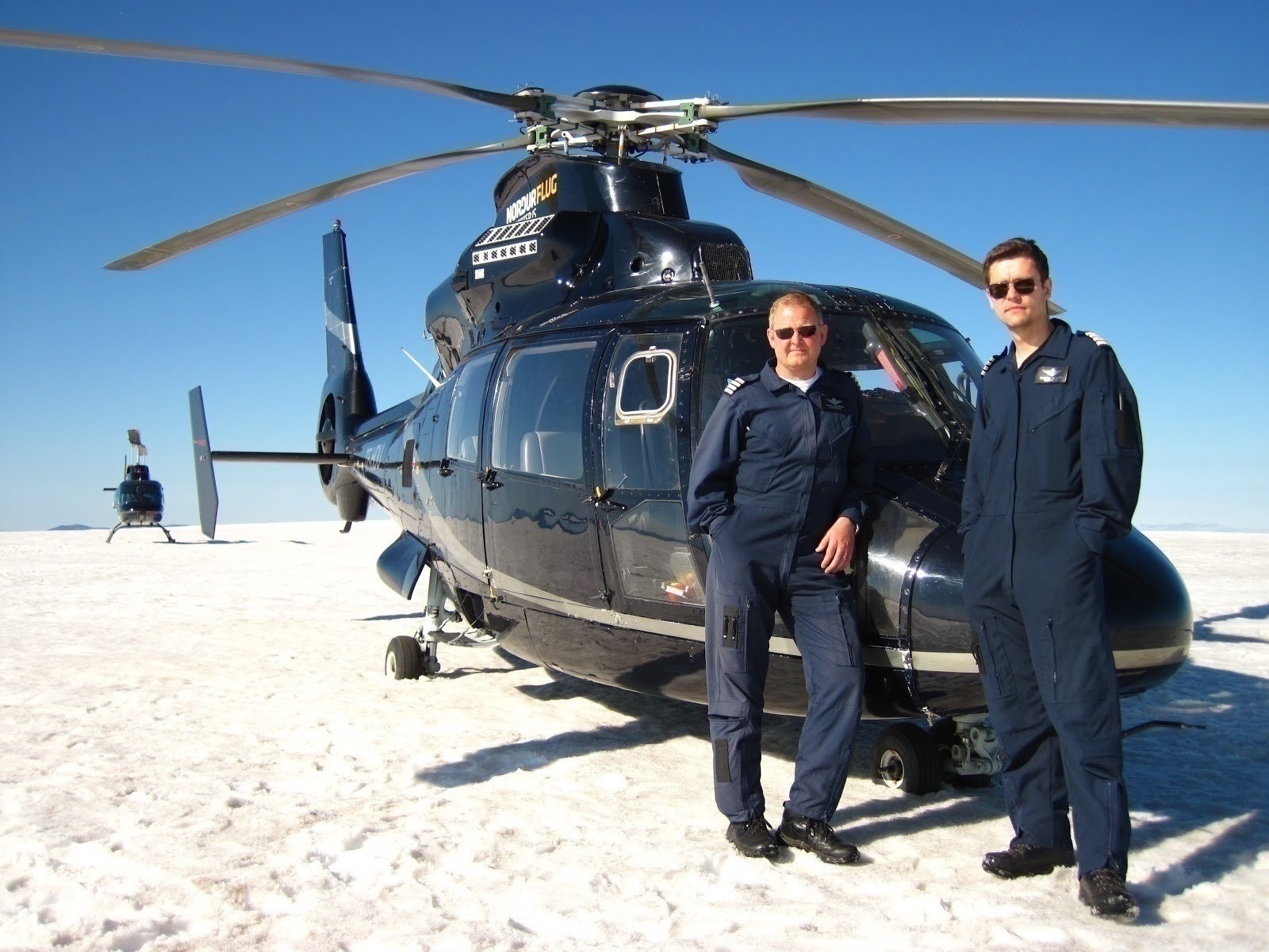 Helicopter tours over Reykjavik and Iceland