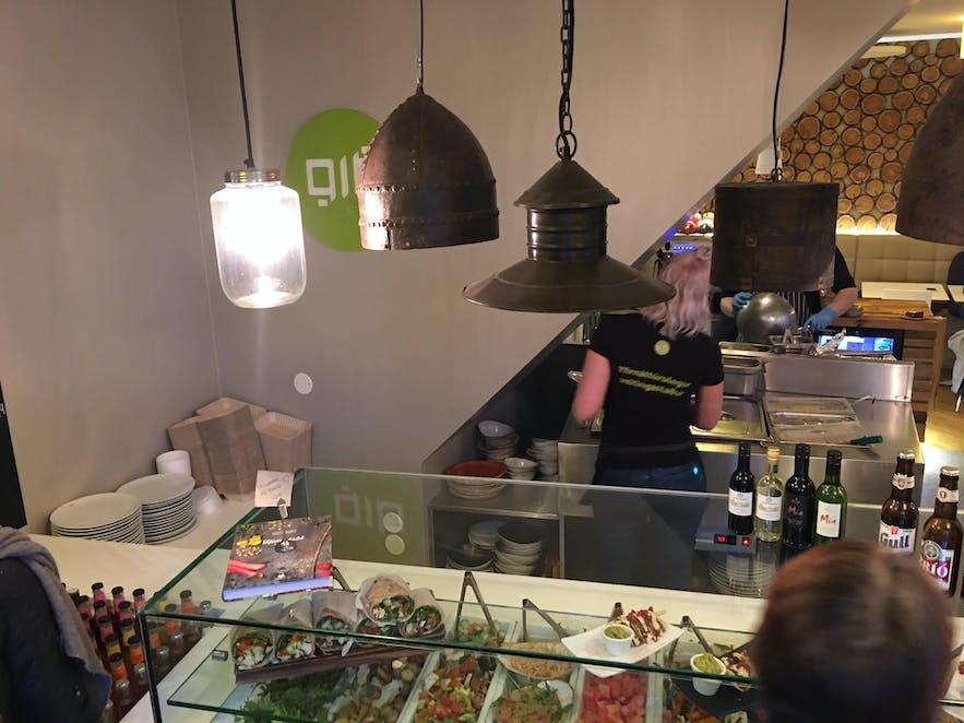 Gluten and Dairy Free in Reykjavik, Iceland