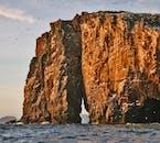 火山活動が活発なウェストマン諸島では様々な不思議な岩が見られる場所