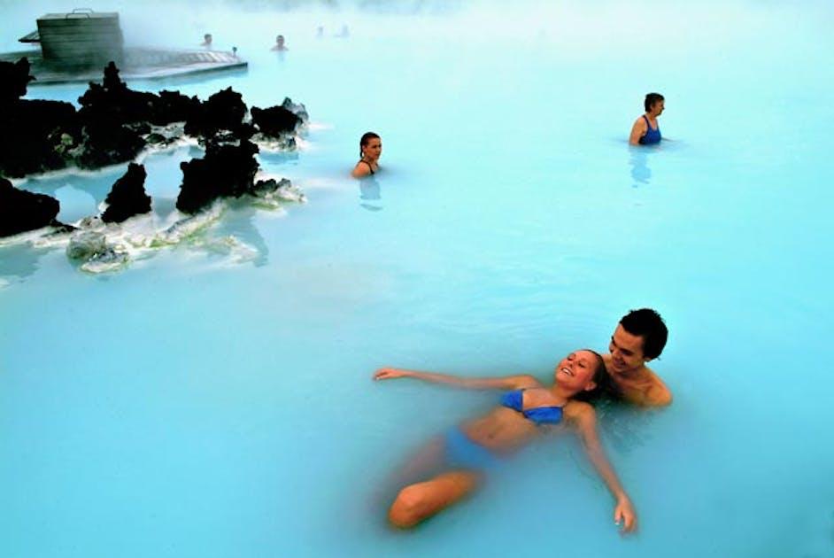 Paysages Et Volcaniques Péninsule ReykjanesBlue De Lagoon QoWrBdCxeE