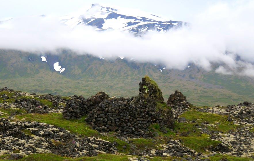 Dritvík Snæfellsnes