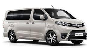 Toyota Proace Verso Automatic 2017