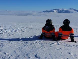 Golden Circle & snowmobiling | Classic sites and Langjokull glacier
