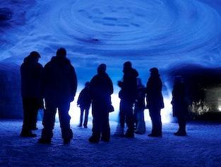 Borgarfjörður and Ice Caves