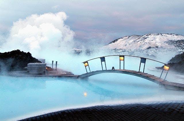 Reykjanes Peninsula   Blue Lagoon Tour with Lava Landscapes