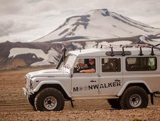 Landmannalaugar and Hekla Volcano