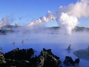 Blue Lagoon Tour with Lava Landscapes
