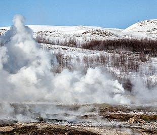 Golden Circle & the Geothermal Power   Unique & Fascinating Minibus Tour