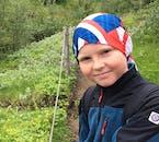 Þórsmörk has hiking trails available for the whole family.