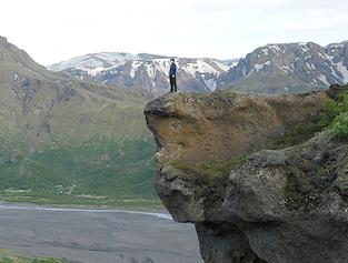 Þórsmörk - The hikers Paradise