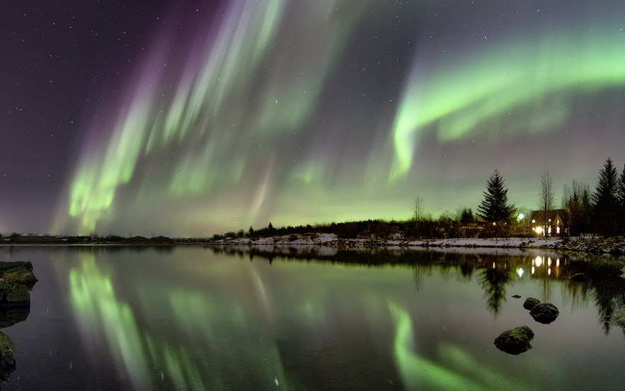 Some of the best landscapes in and around Reykjavik