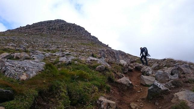 hike - mount esja