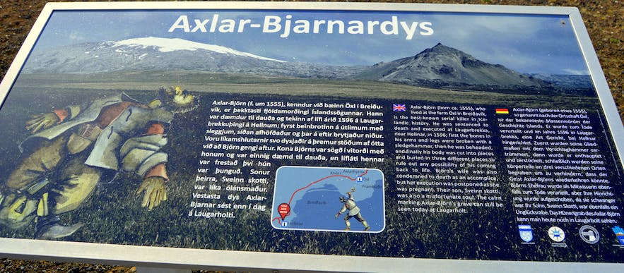 Iceland's Only Serial Killer - the Bloody Story of the Homicidal Axlar-Björn