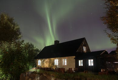 Northern Lights Tour from Reykjavik in an SUV