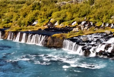West Iceland Sightseeing Day Tour | Nature and Culture